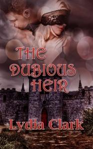The dubious heir cover design